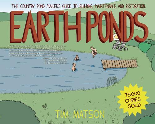 Earth Ponds By Matson, Tim